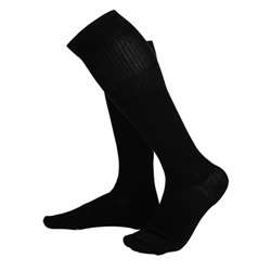Flight Socks - Black – by XpresSpa